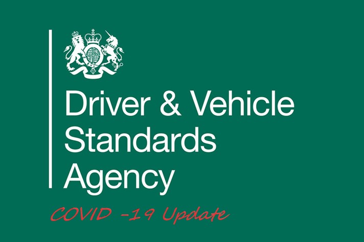 COVID 19 - Driving Lessons and Test update